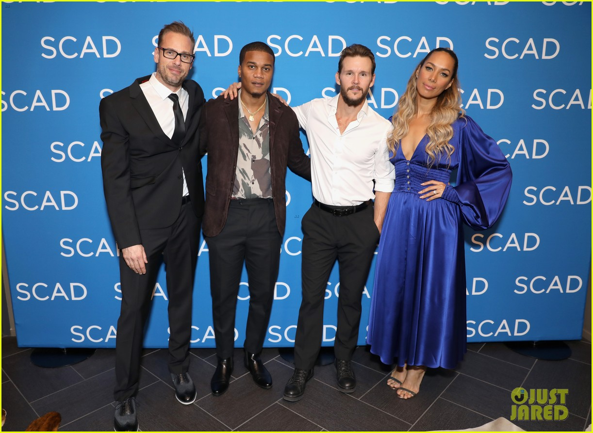 ryan kwanten and leona lewis attend the oath screening at scad atvfest 06