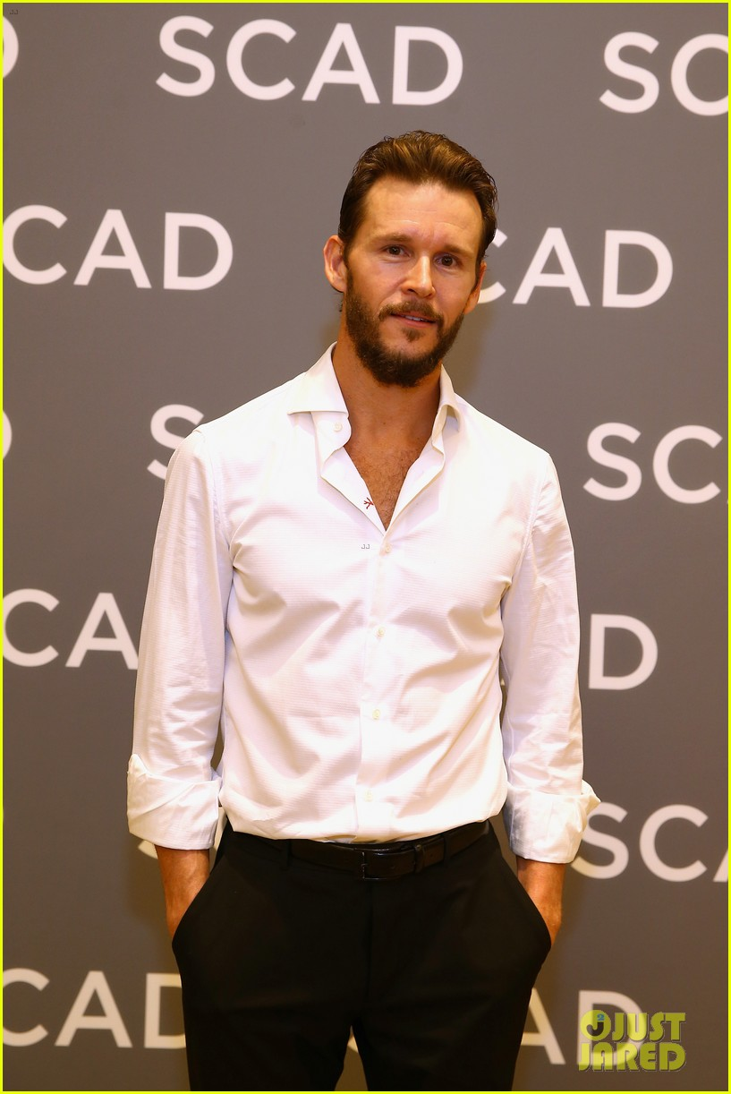 ryan kwanten and leona lewis attend the oath screening at scad atvfest 08