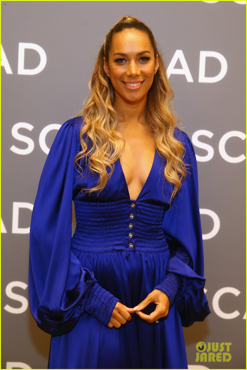ryan kwanten and leona lewis attend the oath screening at scad atvfest 10