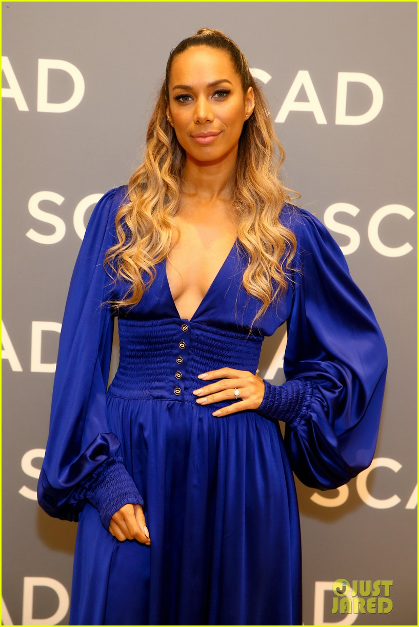 ryan kwanten and leona lewis attend the oath screening at scad atvfest 13