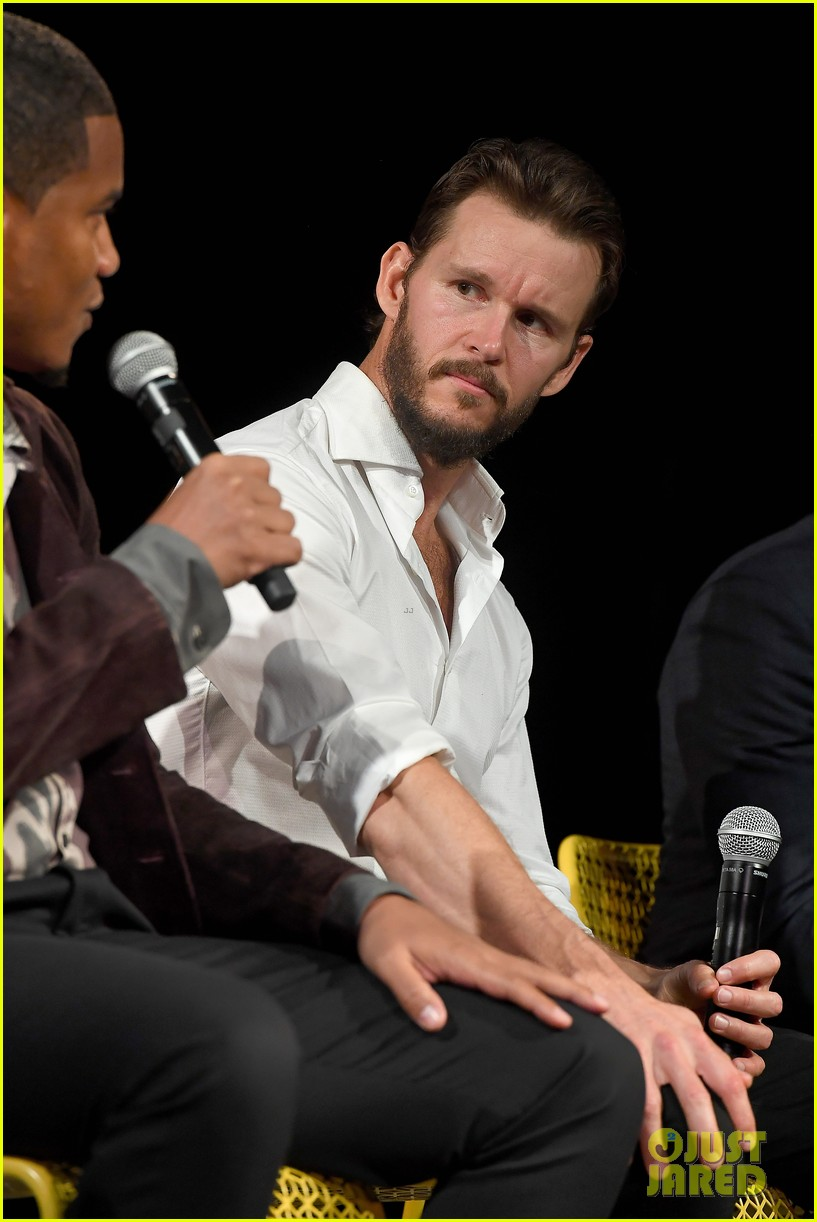 ryan kwanten and leona lewis attend the oath screening at scad atvfest 18