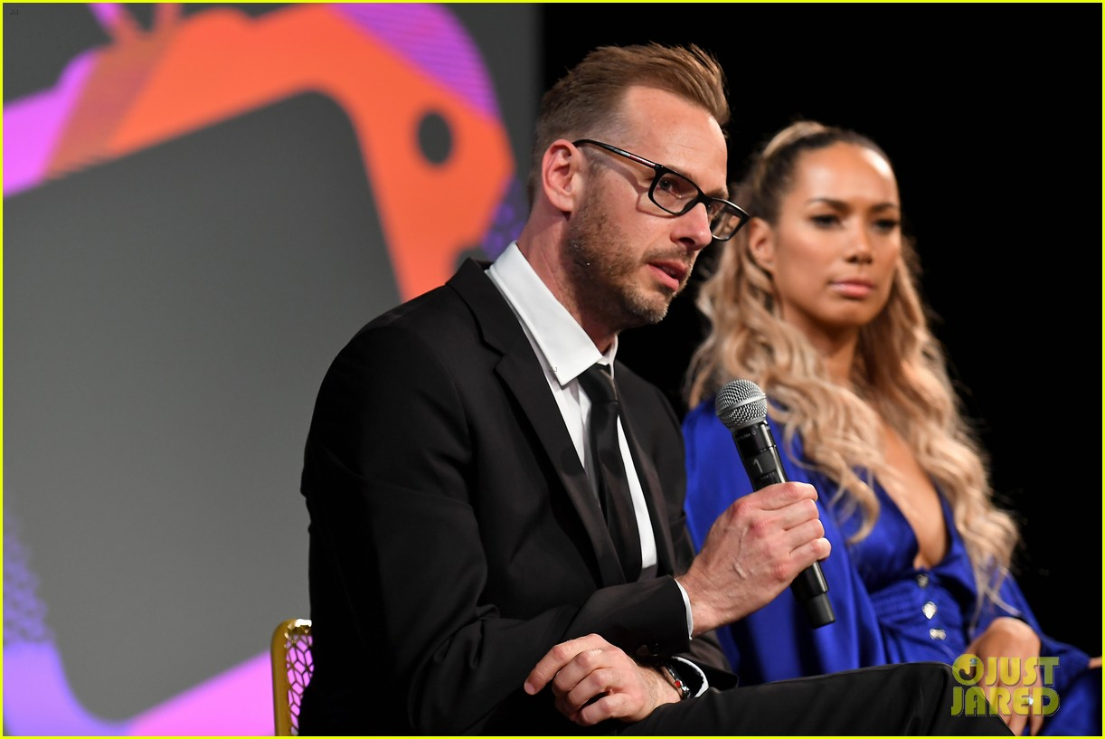 ryan kwanten and leona lewis attend the oath screening at scad atvfest 20