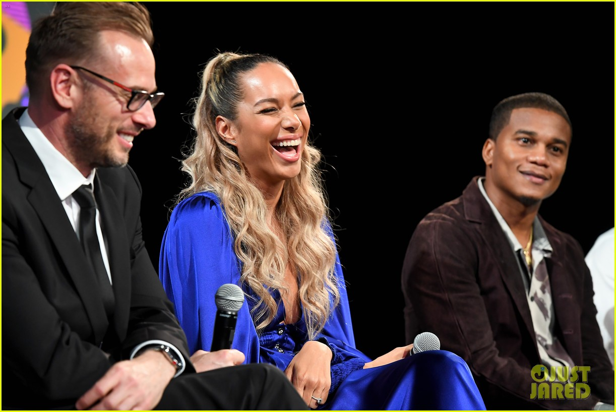 ryan kwanten and leona lewis attend the oath screening at scad atvfest 21