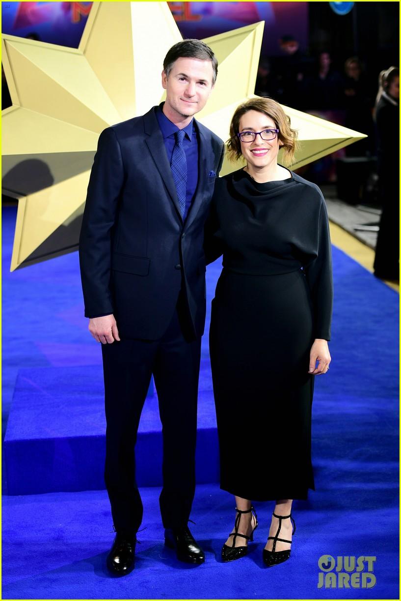brie larson jude law gemma chan celebrate captain marvel european premiere 24