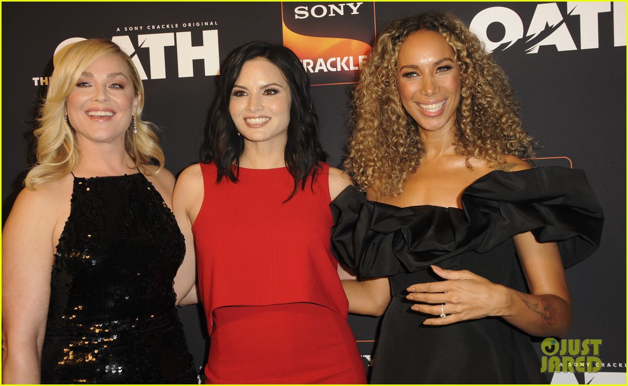 leona lewis joins the oath cast at season 2 premiere 05