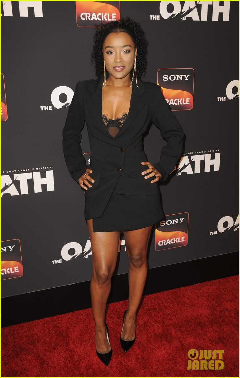 leona lewis joins the oath cast at season 2 premiere 10