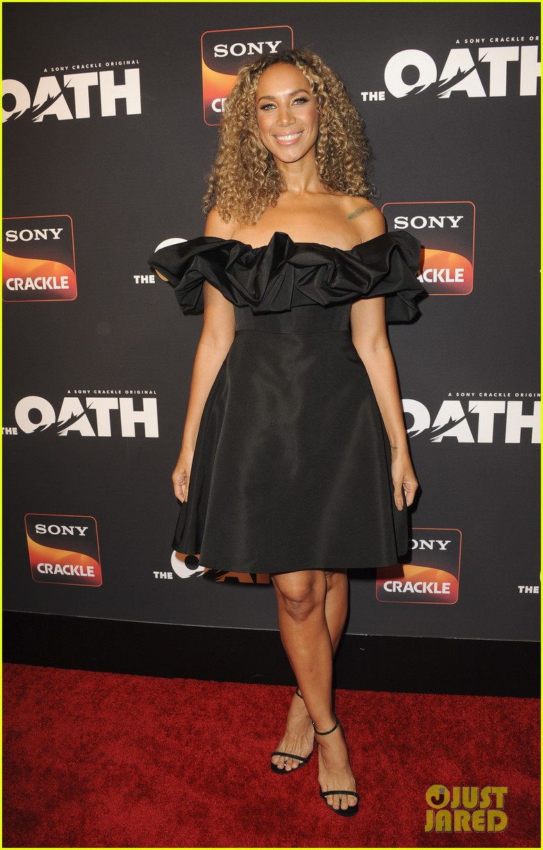 leona lewis joins the oath cast at season 2 premiere 12