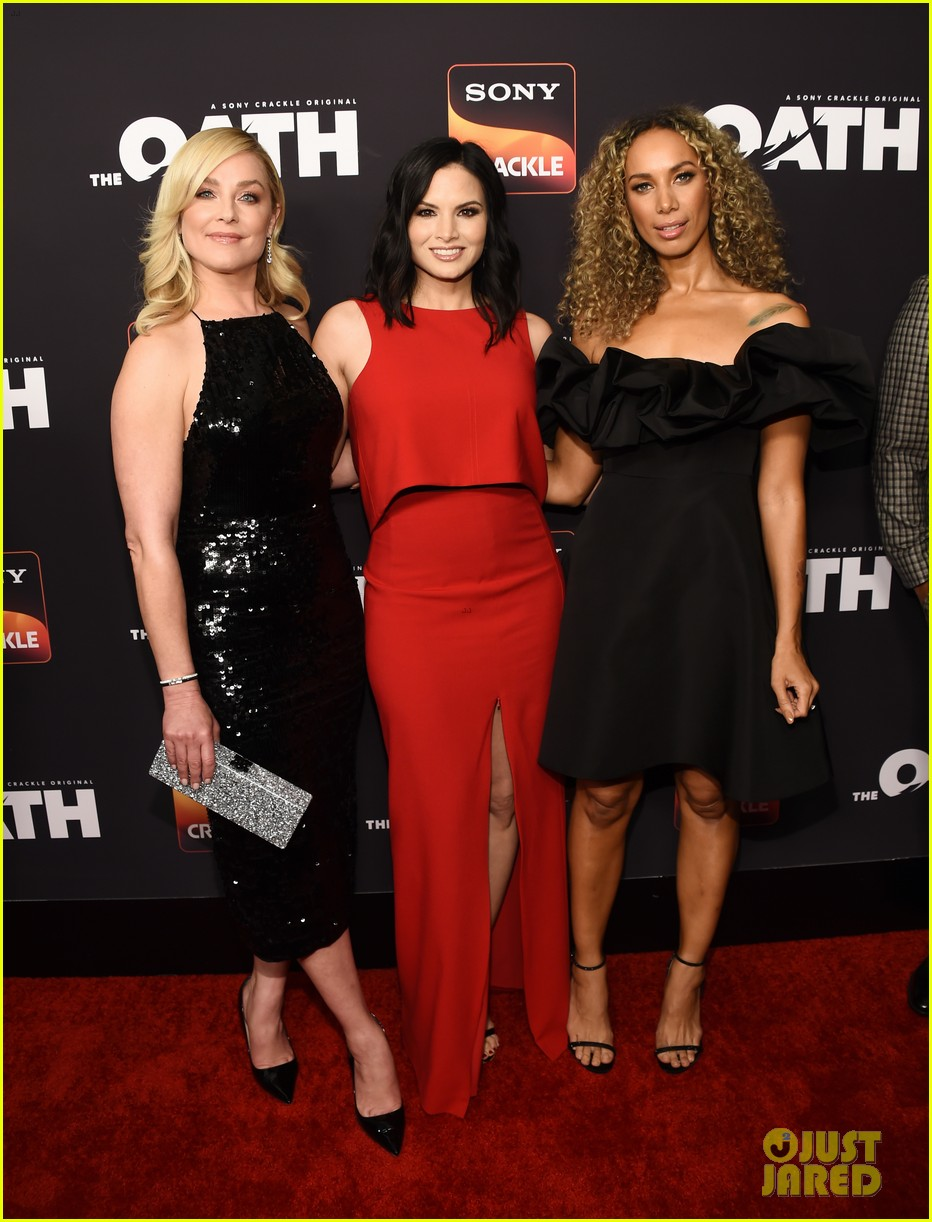 leona lewis joins the oath cast at season 2 premiere 23
