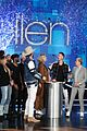 florida georgia lines tyler hubbard learns the sex of his second baby on ellen 03