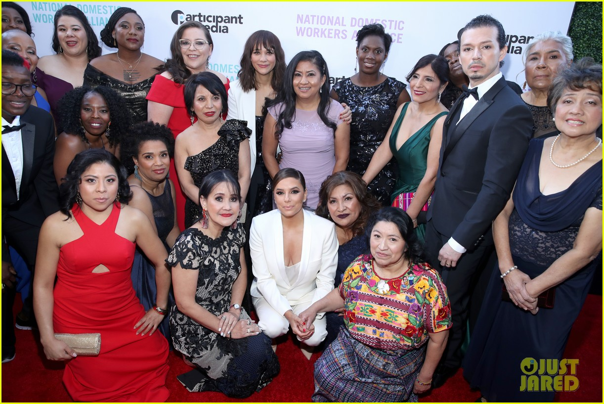 eva longoria rashida jones host national domestic workers alliances oscars party 034247815