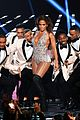jennifer lopez makes three outfit changes during grammys 2019 performance 05