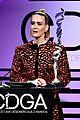 sarah paulson billie lourd leslie grossman costume designers guild awards 2019 13