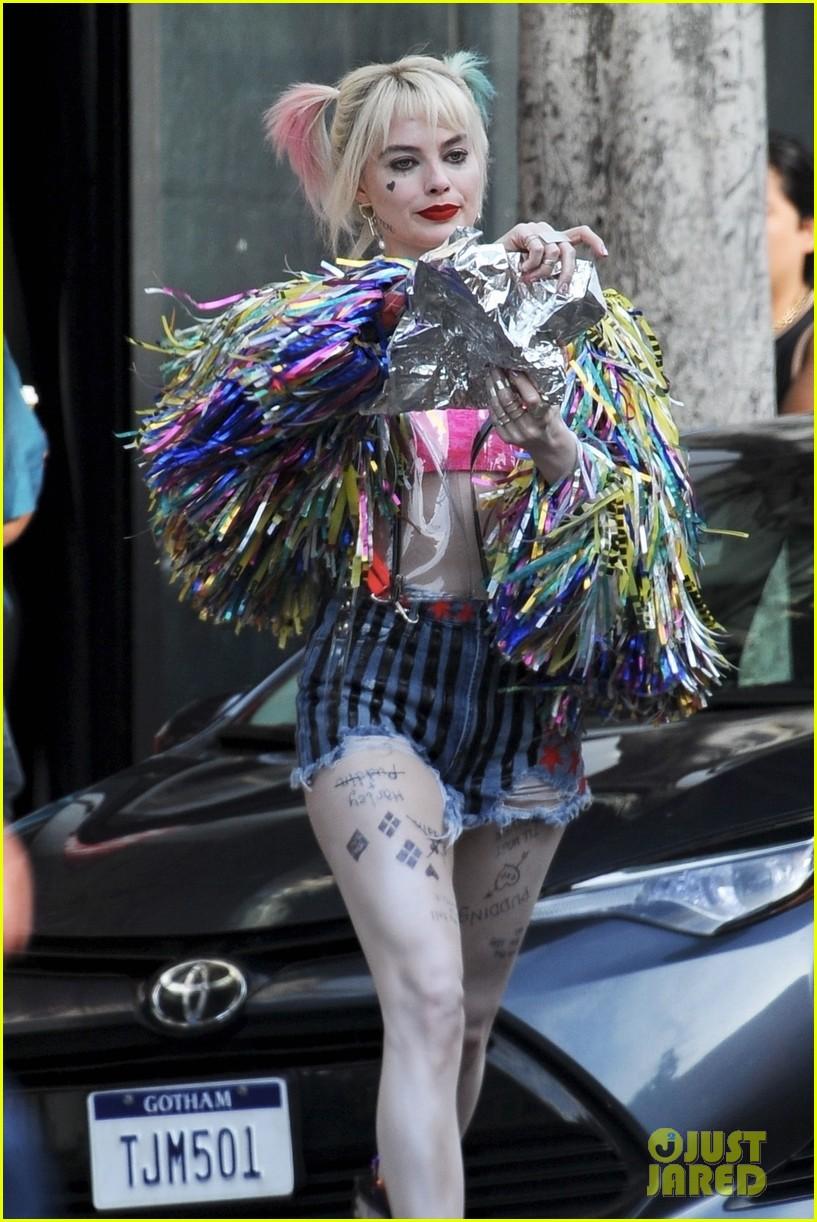 Margot Robbie as Harle...