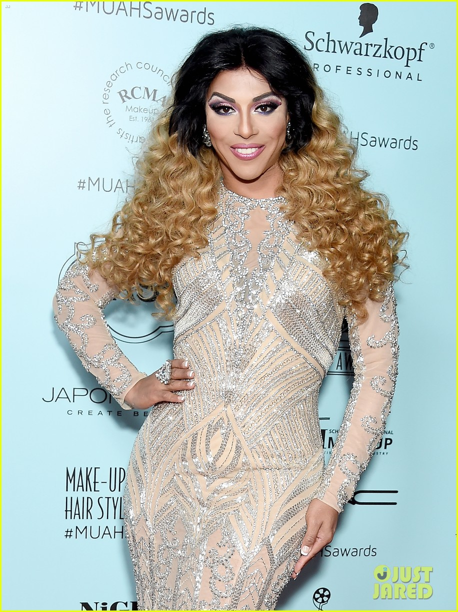 melissa mccarthy makeup artists hair stylists guild awards 08