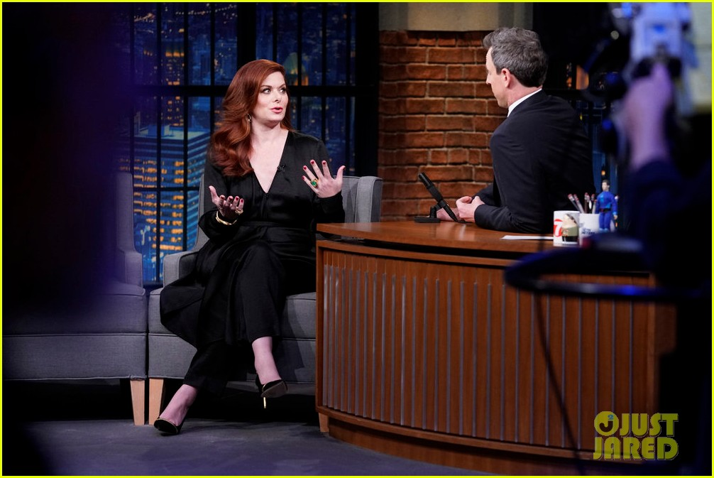 debra messing rocked the rachel from friends before she was on will grace 02