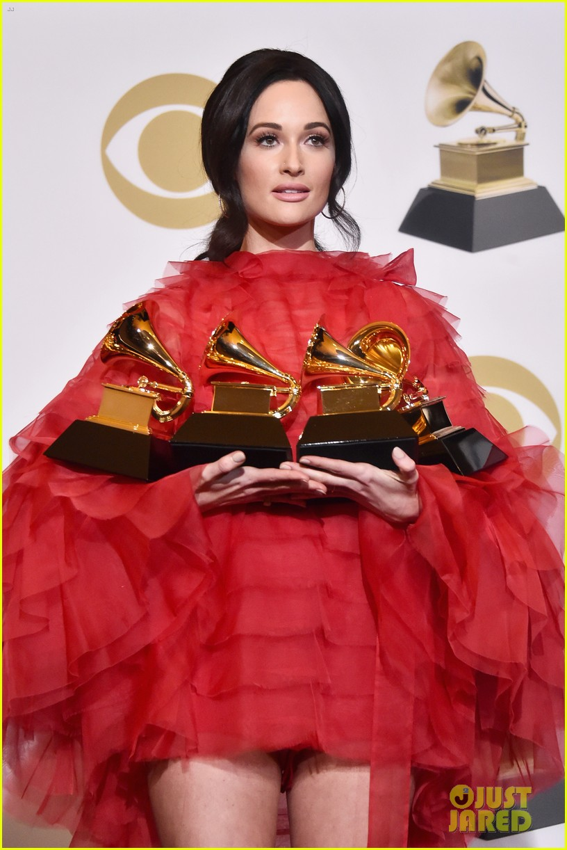kacey musgraves grammys press room 194237011