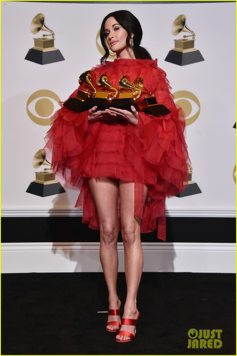 kacey musgraves grammys press room 214237013