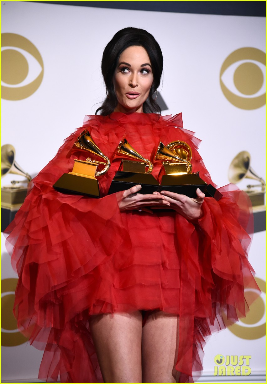 kacey musgraves grammys press room 274237019