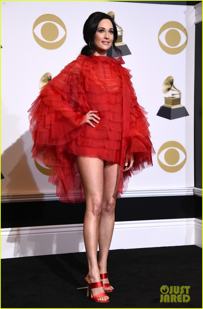 kacey musgraves grammys press room 284237020