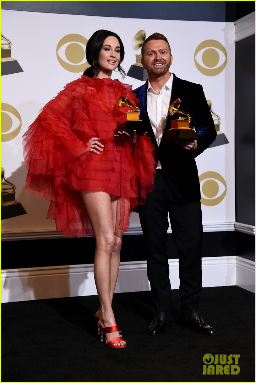 kacey musgraves grammys press room 304237022
