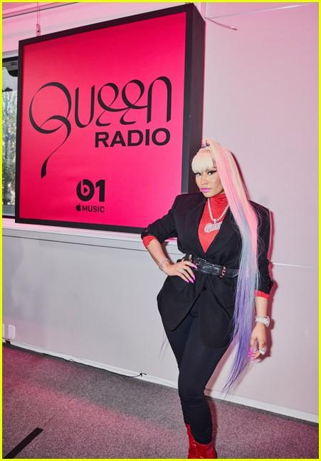 nicki minaj beats 1 queen radio 01.4222422