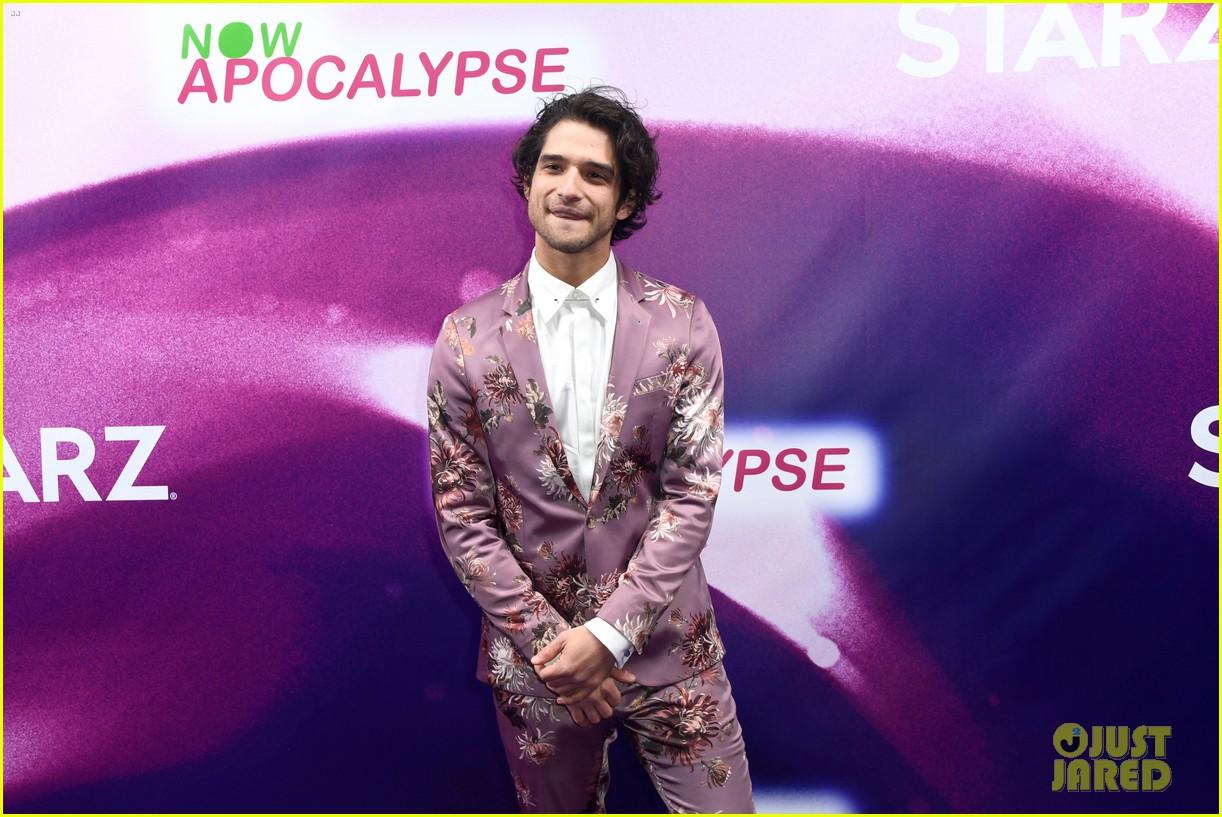 tyler posey avan jogia more now apocalypse premiere 18