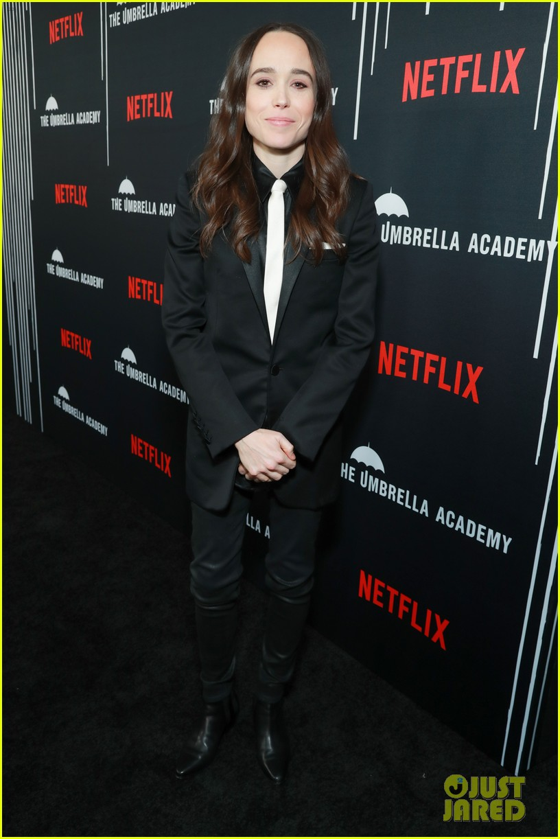 ellen page joins mary j blige kate walsh the umbrella academy 01