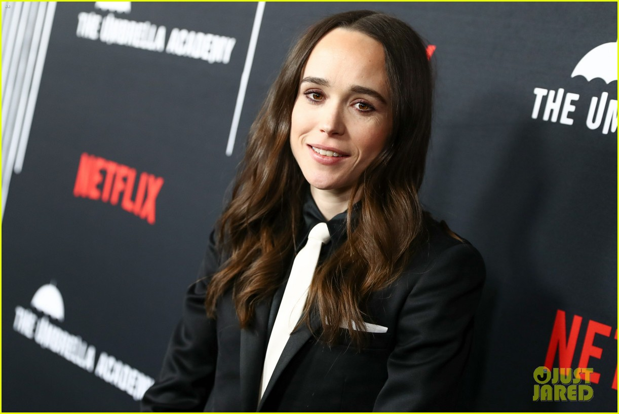ellen page joins mary j blige kate walsh the umbrella academy 23