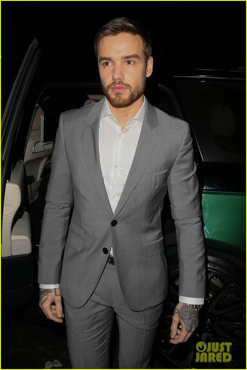 liam payne joins naomi campbell amy adams more at tiffany cos baftas party 11