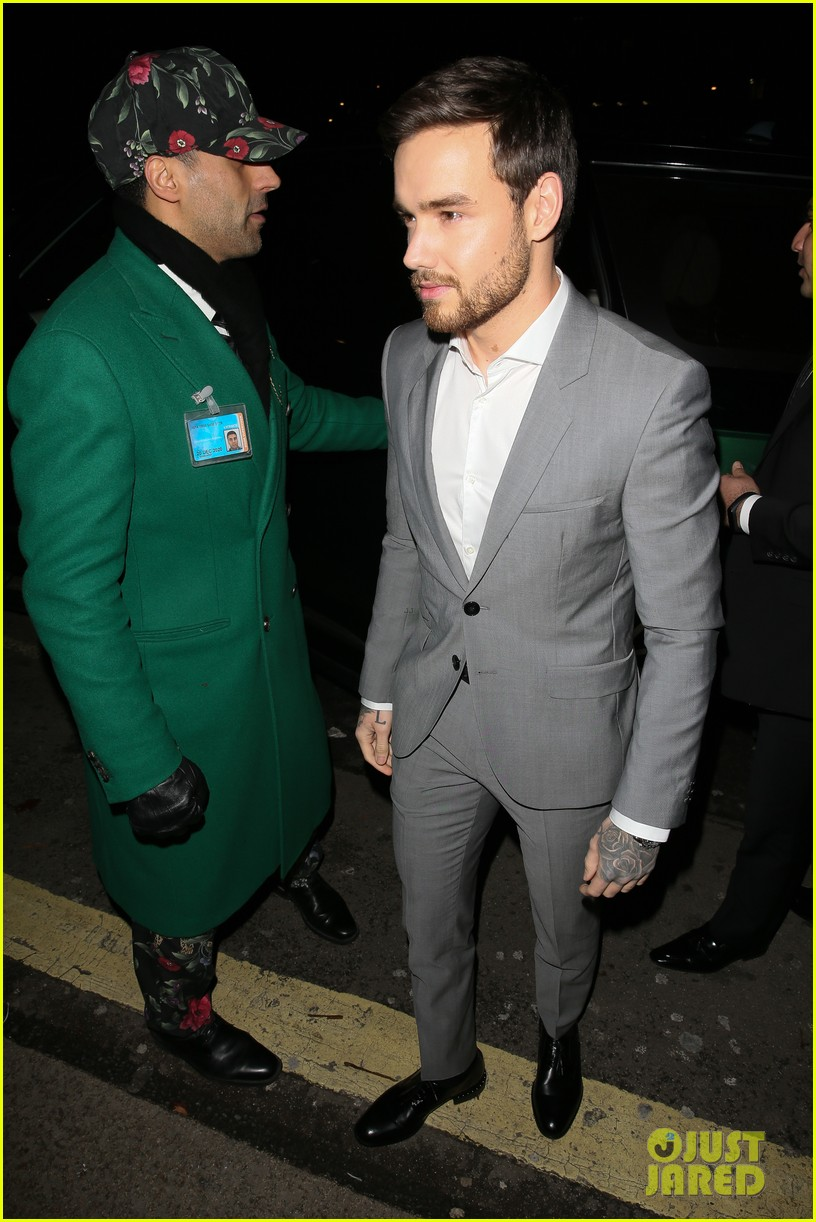 liam payne joins naomi campbell amy adams more at tiffany cos baftas party 13