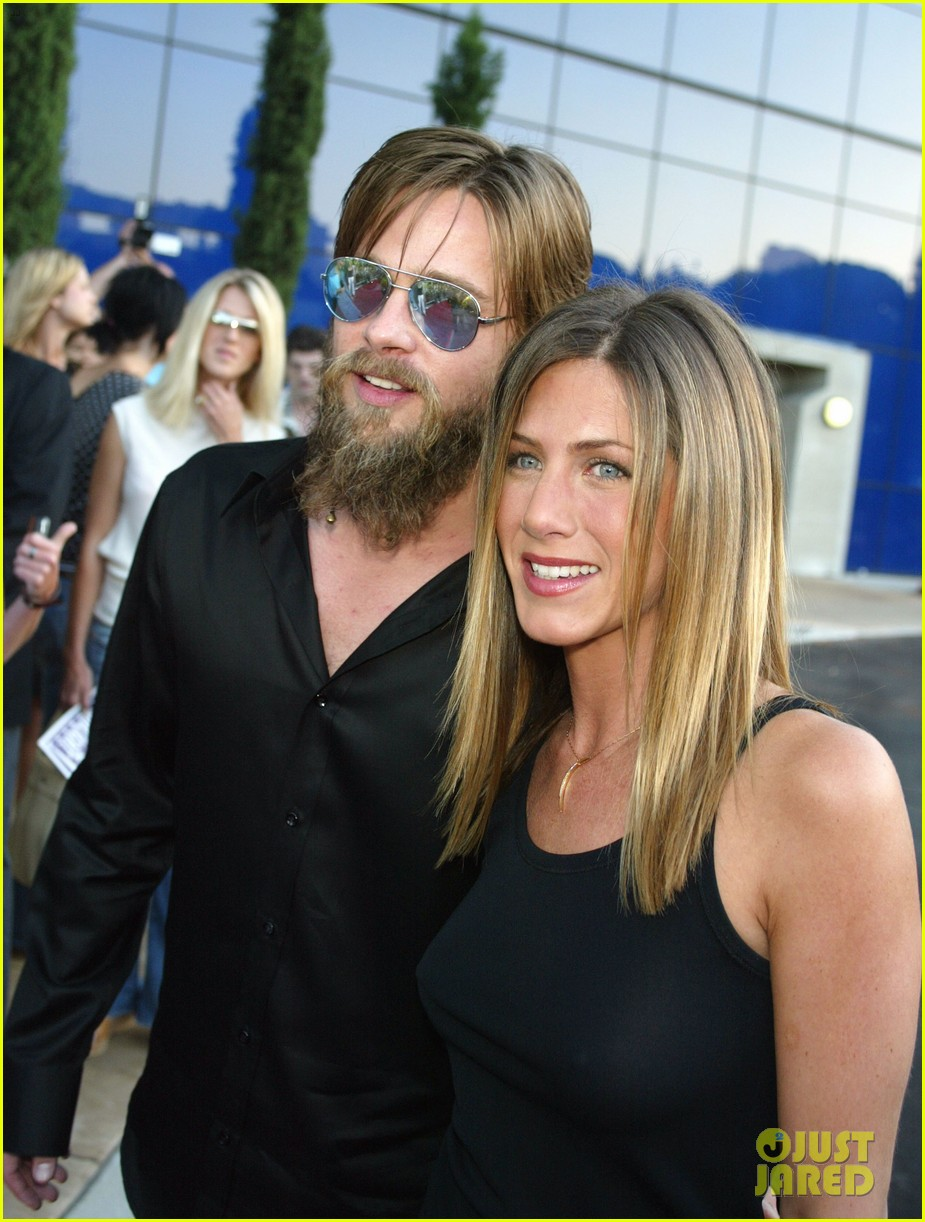 brad pitt jennifer aniston invite 054235506