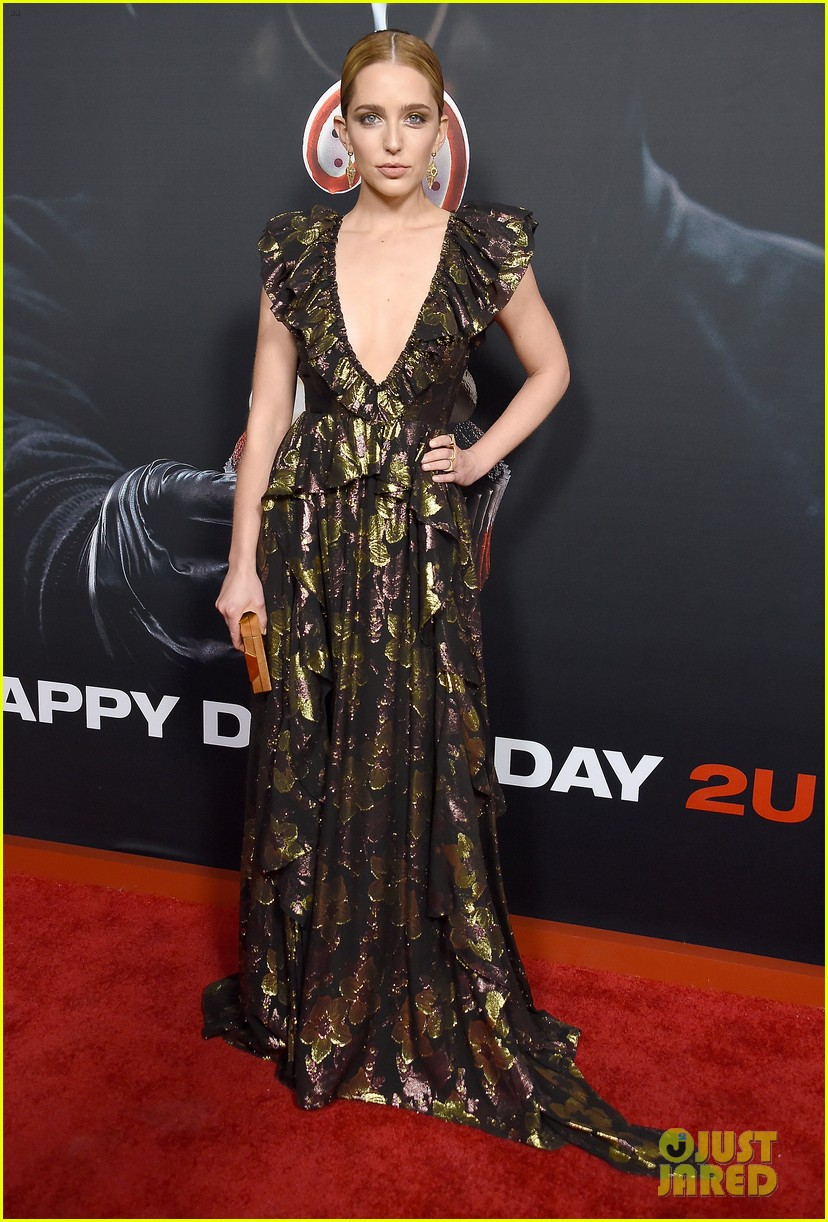 jessica rothe happy death day 2u premiere 234237877