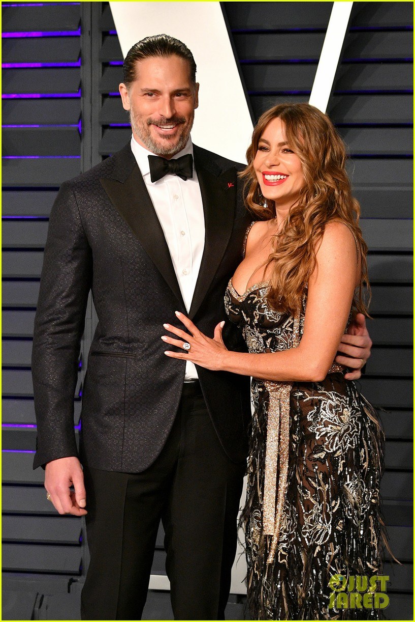sofia vergara joe manganiello oscars february 2019 00