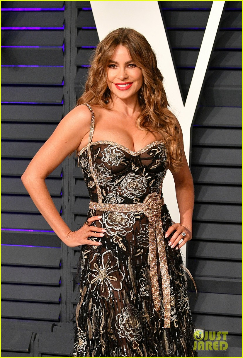 sofia vergara joe manganiello oscars february 2019 04