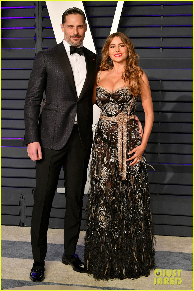 sofia vergara joe manganiello oscars february 2019 16