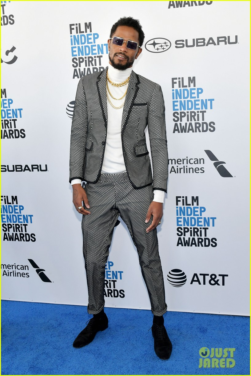 lakeith stanfield boots riley spirit award 2019 014243735