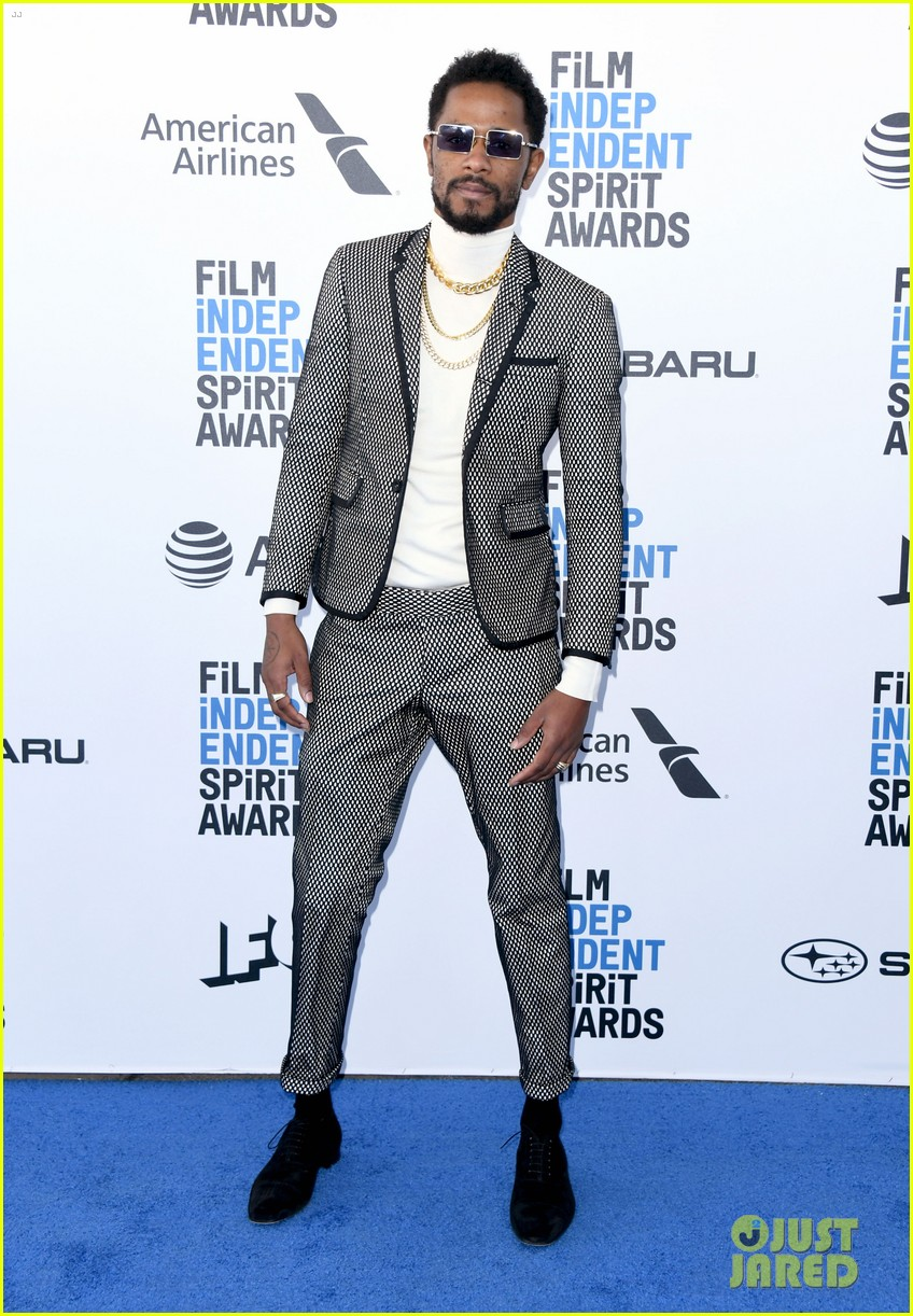 lakeith stanfield boots riley spirit award 2019 094243743