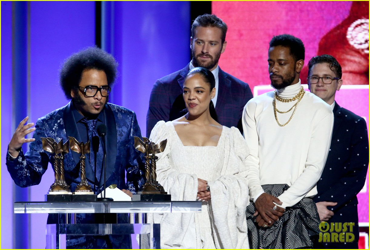 lakeith stanfield boots riley spirit award 2019 174243751