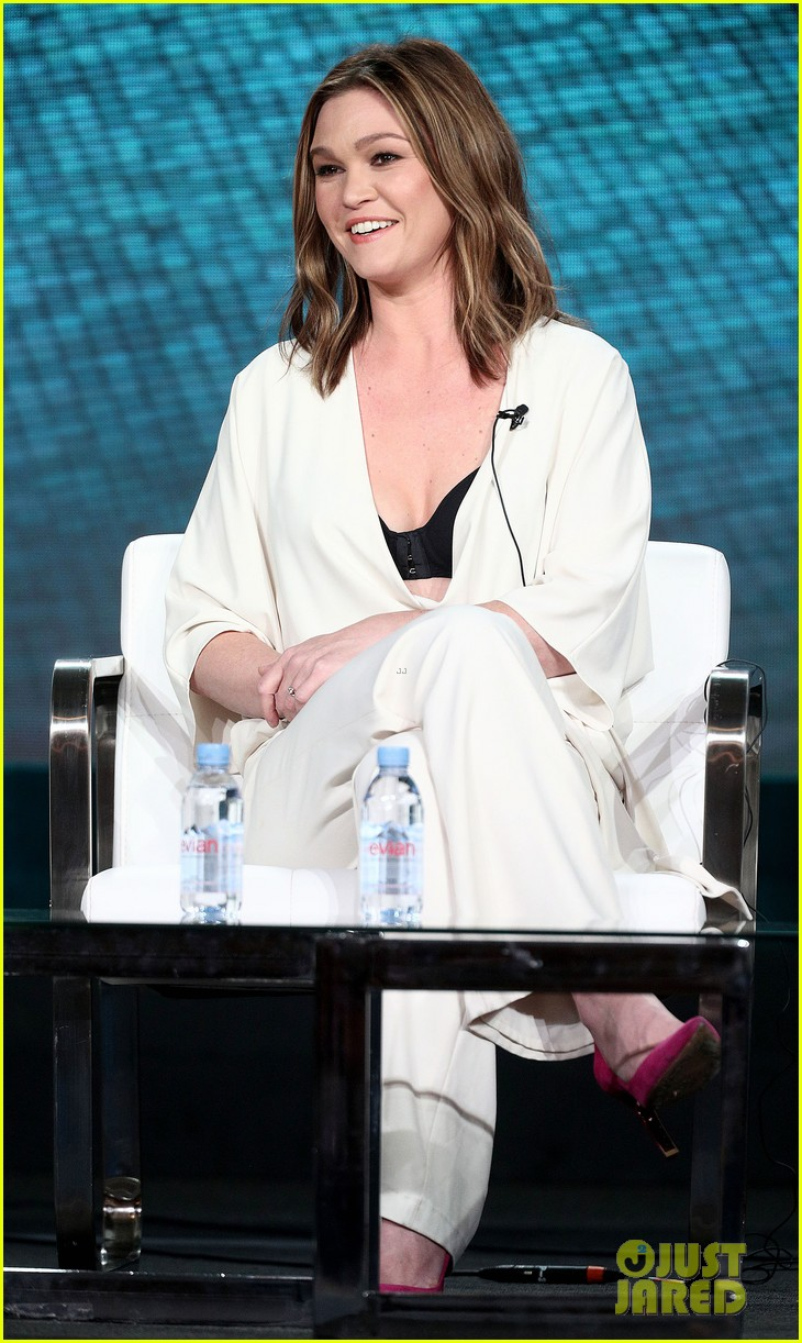 julia stiles promotes riviera season 2 at winter tca tour 2019 014226432