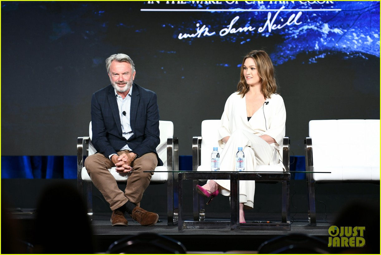 julia stiles promotes riviera season 2 at winter tca tour 2019 054226436