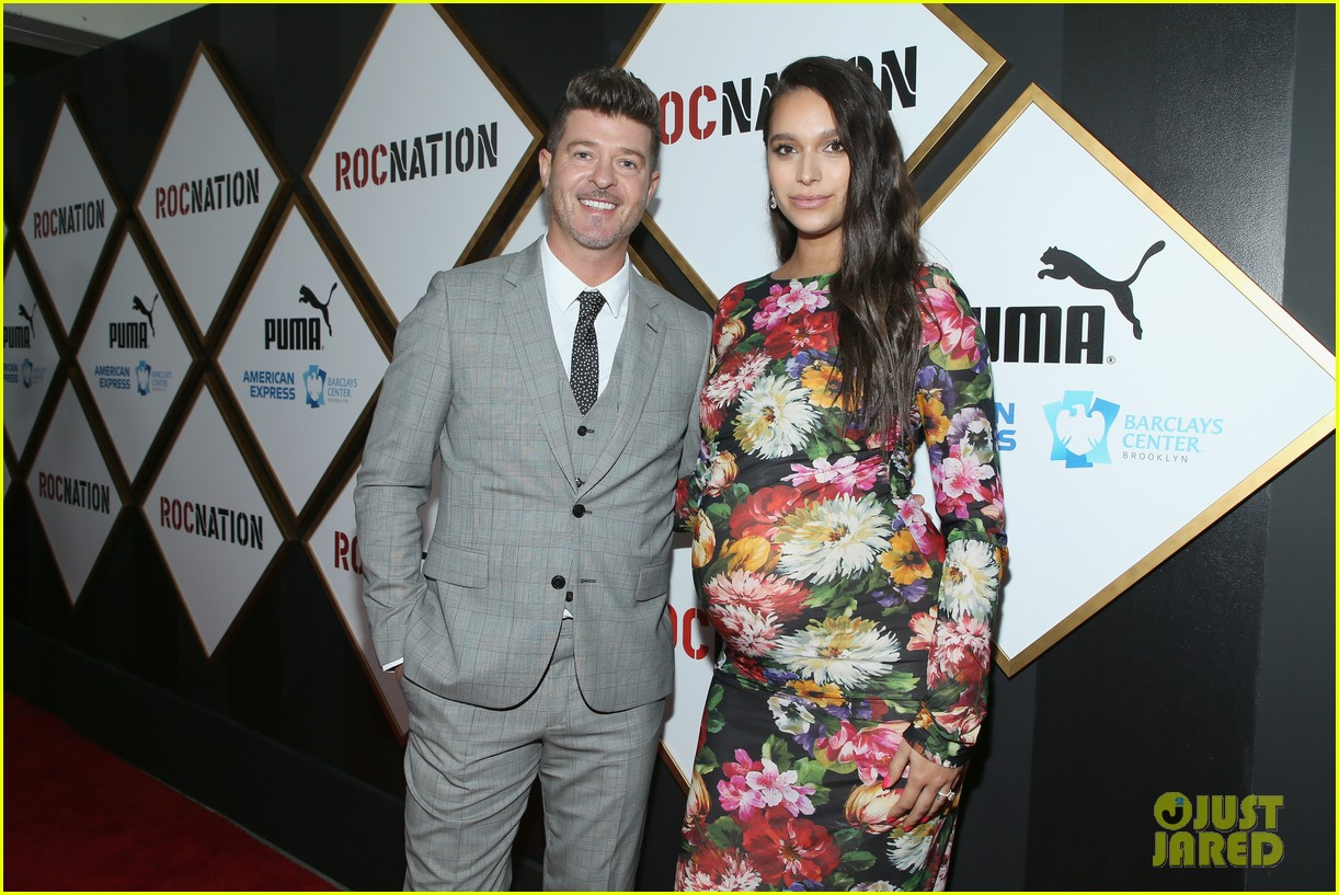 robin thicke april love geary roc nation the brunch 154227256