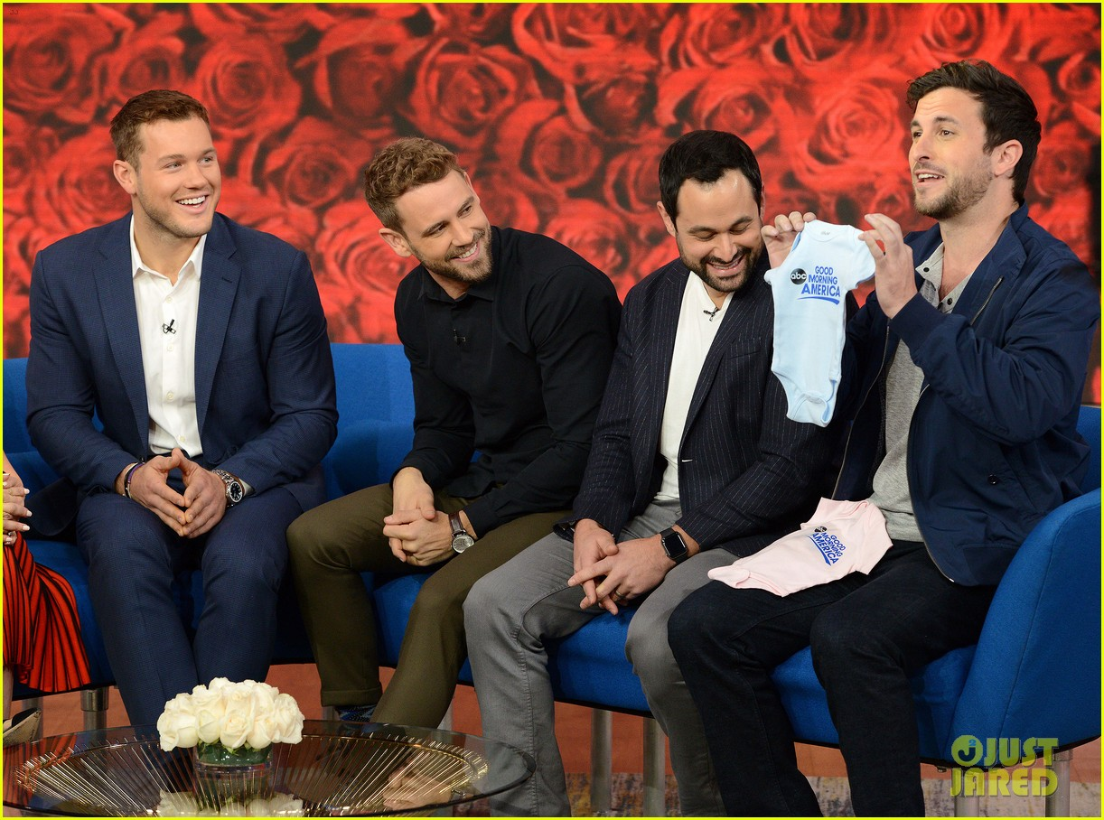 colton underwood former bachelors surprise fans at viewing party 014240751