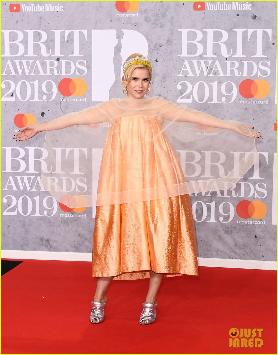 florence welch lily allen brit awards 2019 034241601