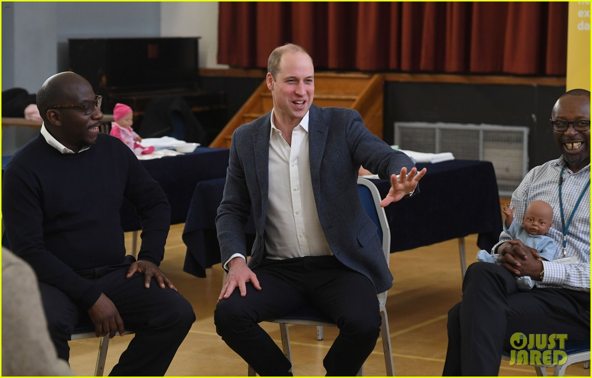 prince william gives fathers advice at future dads development program 034239110