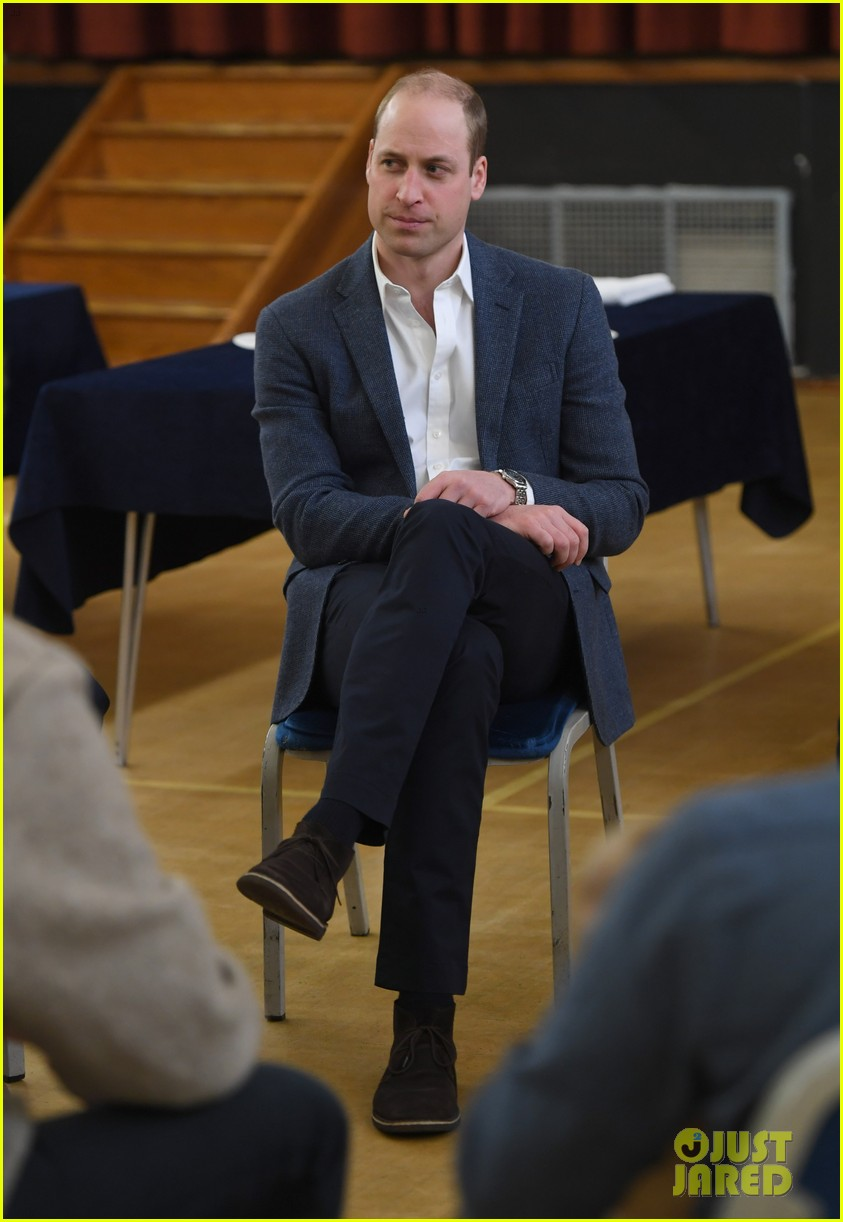 prince william gives fathers advice at future dads development program 164239123