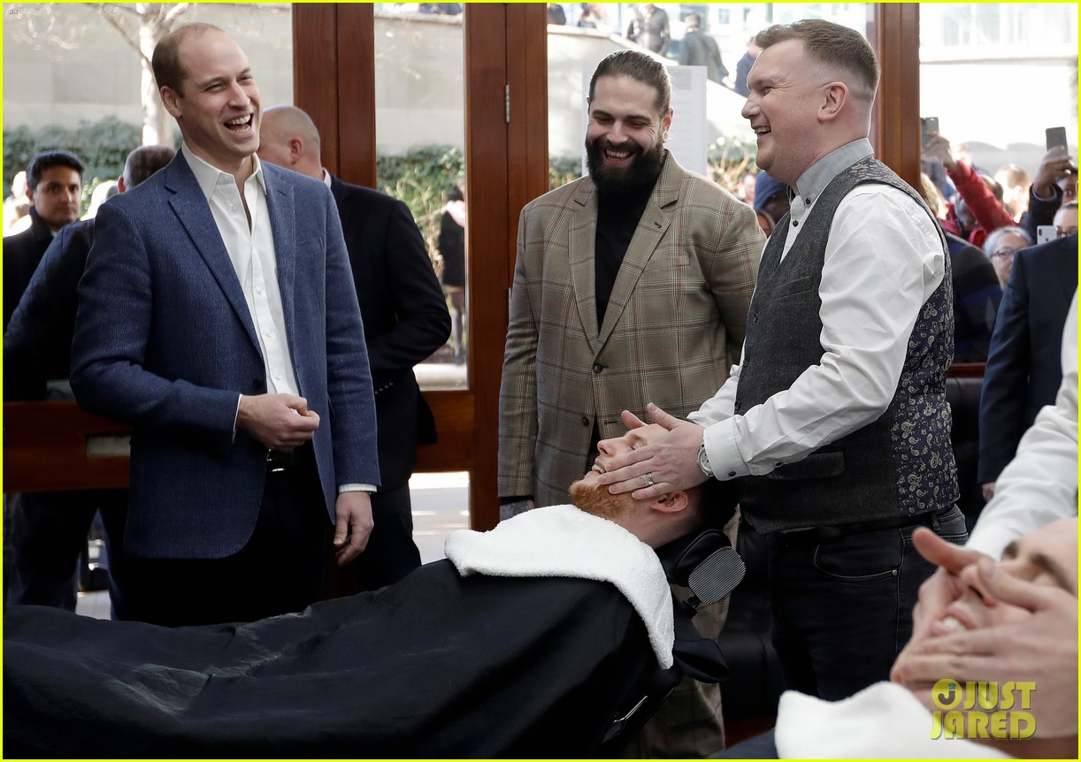 prince william gives fathers advice at future dads development program 214239128