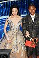 pharrell williams takes the stage in camo print at oscars 2019 15