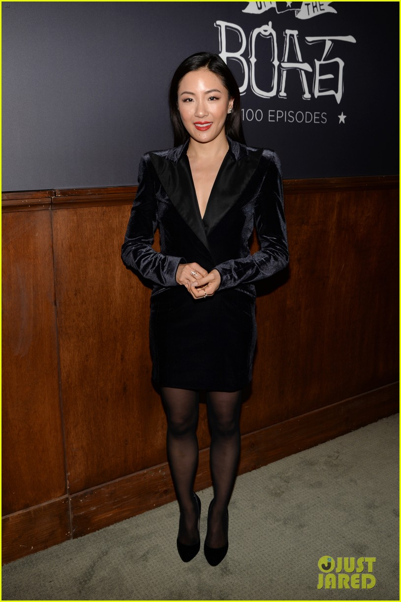 constance wu fresh off the boat cast mates celebrate 100 episode 014249167