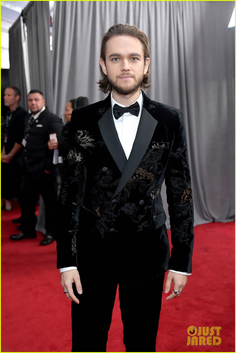 Anton Zaslavski Girlfriend Zedd Steps Out With Co...