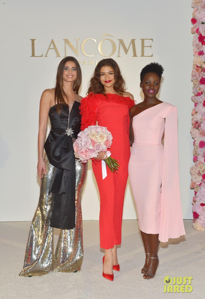 zendaya new lancome ambassadress lupita nyongo 034242611